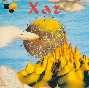 Xaz-Front-Cover