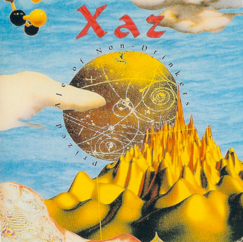 Xaz Front Cover